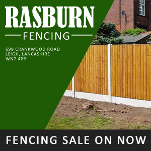 Panel Fencing Leigh